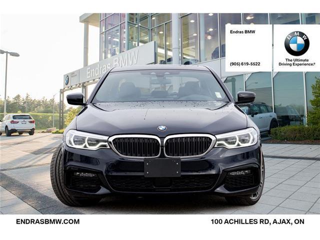 2019 BMW 540i xDrive (Stk: 52419) in Ajax - Image 2 of 22