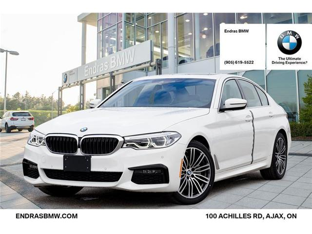2019 BMW 530i xDrive (Stk: 52422) in Ajax - Image 1 of 22