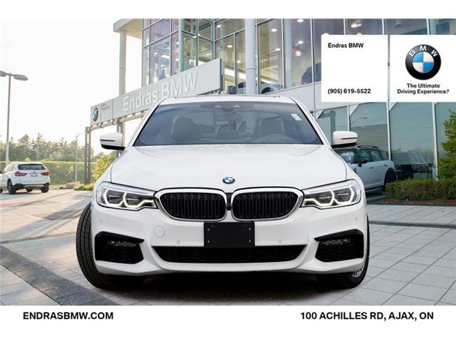 2019 BMW 530i xDrive (Stk: 52422) in Ajax - Image 2 of 22