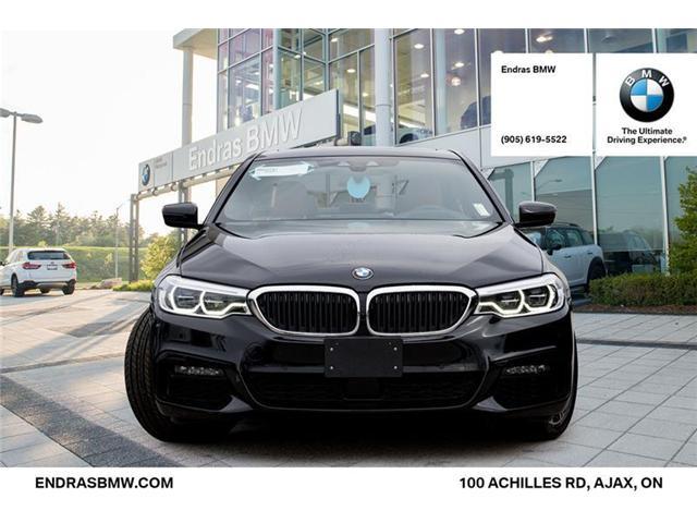 2019 BMW 530i xDrive (Stk: 52427) in Ajax - Image 2 of 22