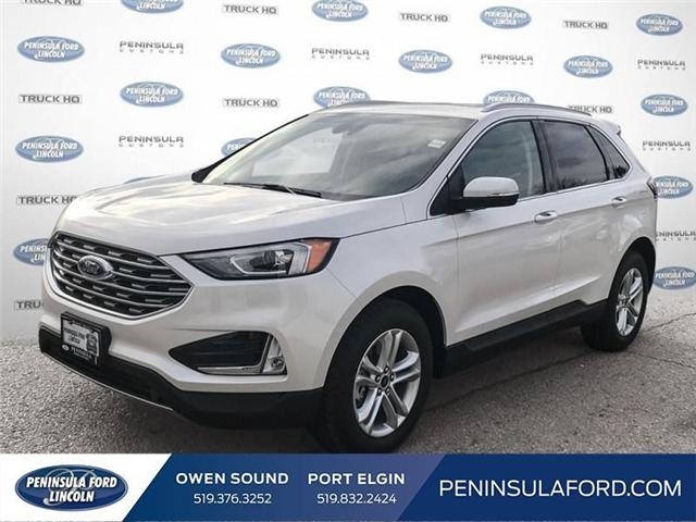 2019 Ford Edge SEL (Stk: 19ED01) in Owen Sound - Image 1 of 24