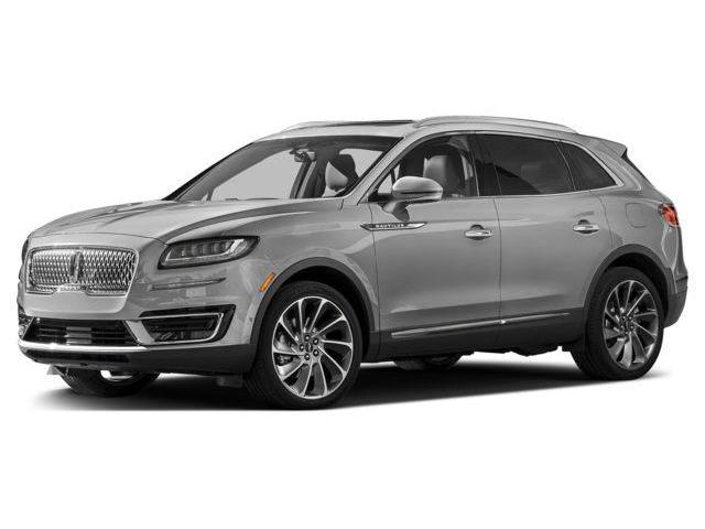 2019 Lincoln Nautilus Reserve (Stk: K-180) in Calgary - Image 1 of 3