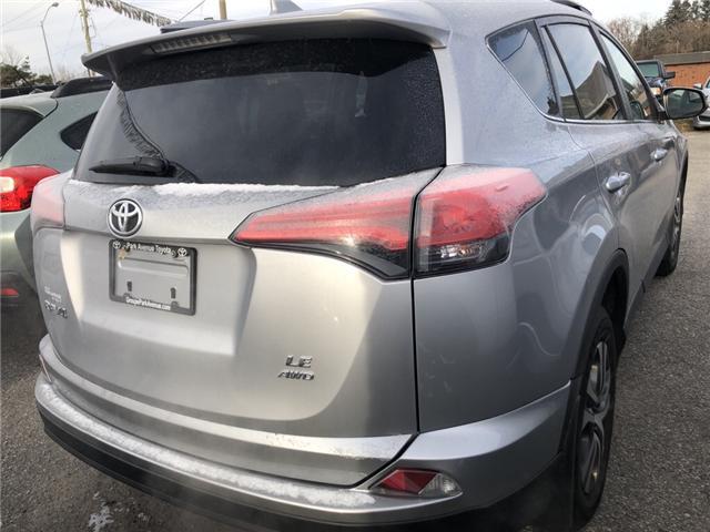 2017 Toyota RAV4 LE (Stk: -) in Kemptville - Image 2 of 9