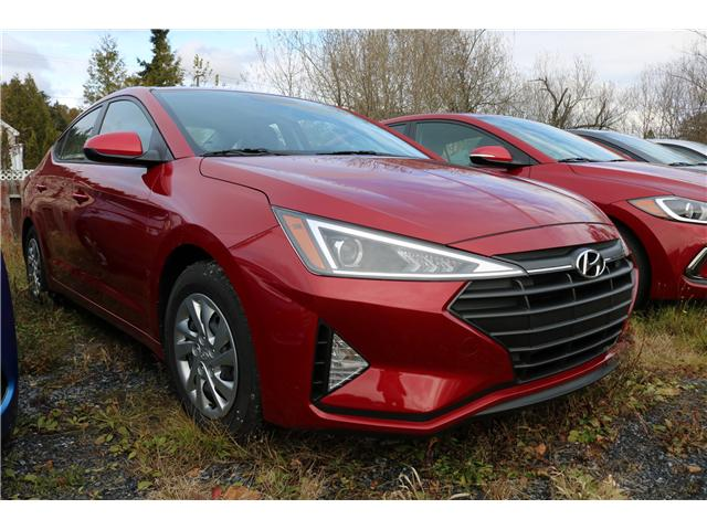 2019 Hyundai Elantra ESSENTIAL (Stk: 92374) in Saint John - Image 1 of 2