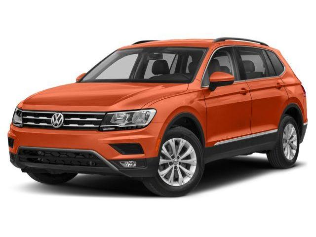 2019 Volkswagen Tiguan Comfortline (Stk: V3716) in Newmarket - Image 1 of 9