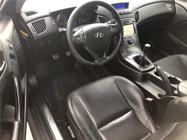 2011 hyundai genesis coupe 3 8 gt navigation gt loaded. Black Bedroom Furniture Sets. Home Design Ideas