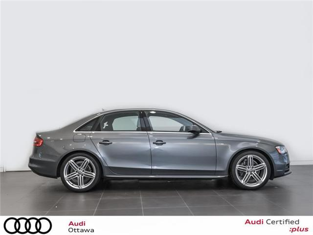 2015 Audi A4 2.0T Progressiv (Stk: 52179A) in Ottawa - Image 2 of 22