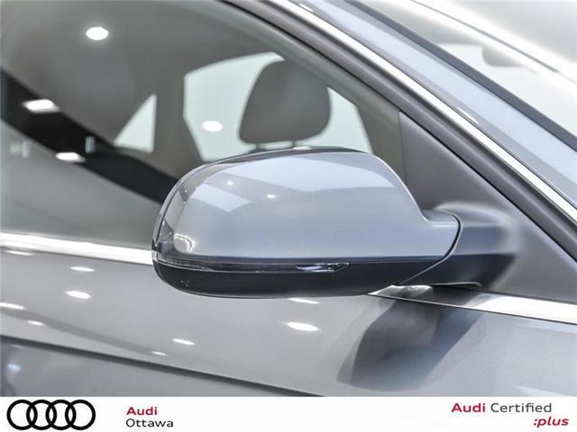 2015 Audi A4 2.0T Progressiv (Stk: 52179A) in Ottawa - Image 10 of 22