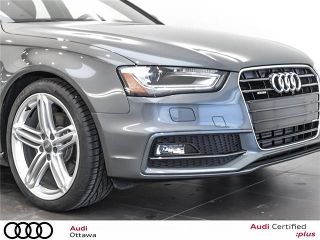 2015 Audi A4 2.0T Progressiv (Stk: 52179A) in Ottawa - Image 11 of 22