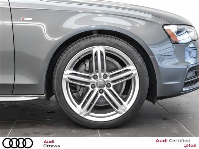 2015 Audi A4 2.0T Progressiv (Stk: 52179A) in Ottawa - Image 12 of 22