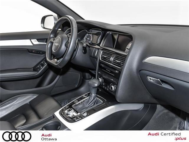 2015 Audi A4 2.0T Progressiv (Stk: 52179A) in Ottawa - Image 18 of 22
