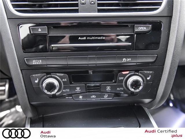 2015 Audi A4 2.0T Progressiv (Stk: 52179A) in Ottawa - Image 21 of 22
