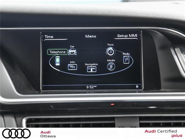 2015 Audi A4 2.0T Progressiv (Stk: 52179A) in Ottawa - Image 22 of 22