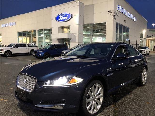 2013 Jaguar XF 3.0L (Stk: LP18374) in Vancouver - Image 1 of 22