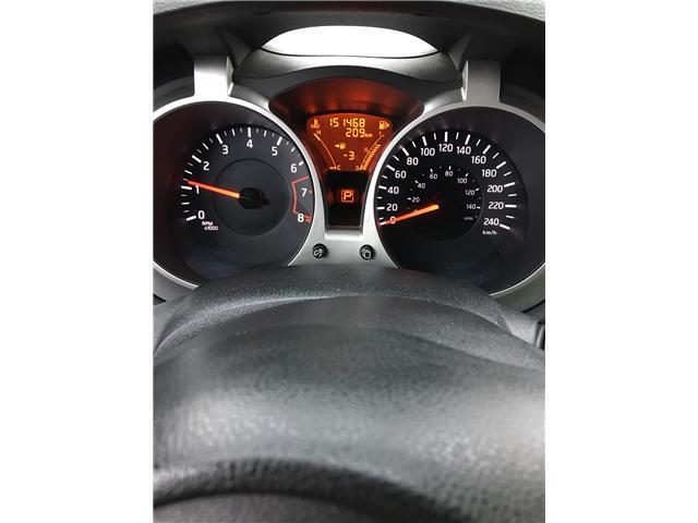 2012 Nissan Juke SV (Stk: ) in Cobourg - Image 11 of 16