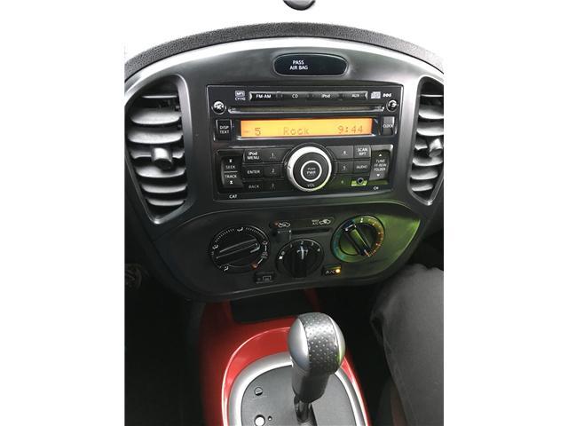 2012 Nissan Juke SV (Stk: ) in Cobourg - Image 12 of 16