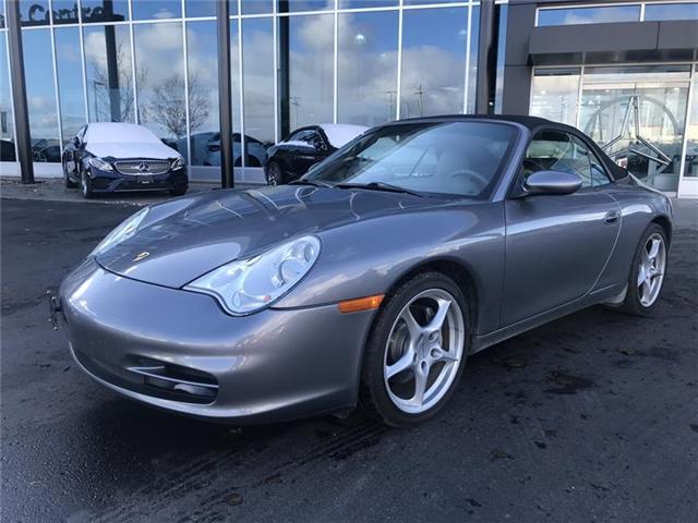 2002 Porsche 911  (Stk: U3649A) in Kitchener - Image 1 of 8