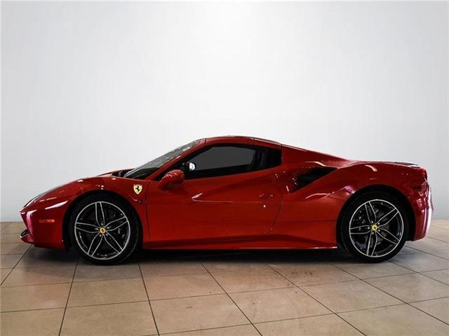 2017 Ferrari 488 Spider Base (Stk: UC1405) in Calgary - Image 2 of 21
