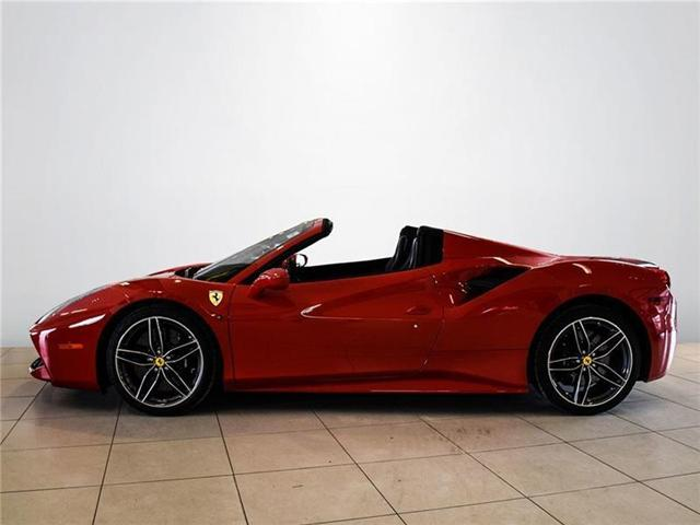 2017 Ferrari 488 Spider Base (Stk: UC1405) in Calgary - Image 11 of 21
