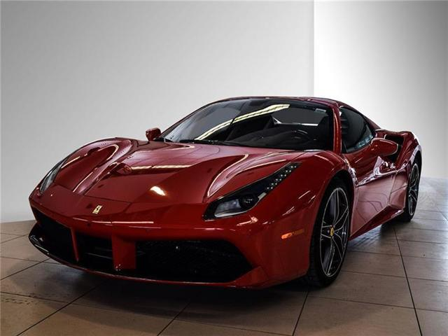 2017 Ferrari 488 Spider Base (Stk: UC1405) in Calgary - Image 14 of 21