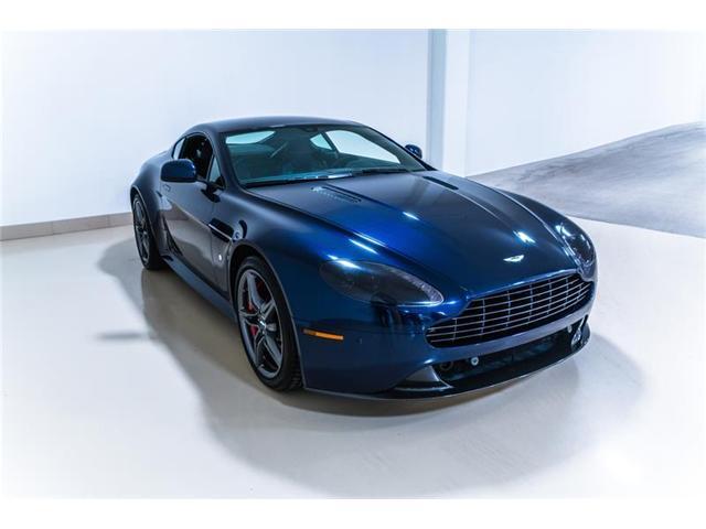 2016 Aston Martin Vantage GT Coupe Sportshift II (Stk: UC1434) in Calgary - Image 1 of 22