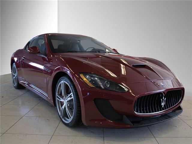 2017 Maserati GranTurismo MC (Stk: UC1360) in Calgary - Image 1 of 16