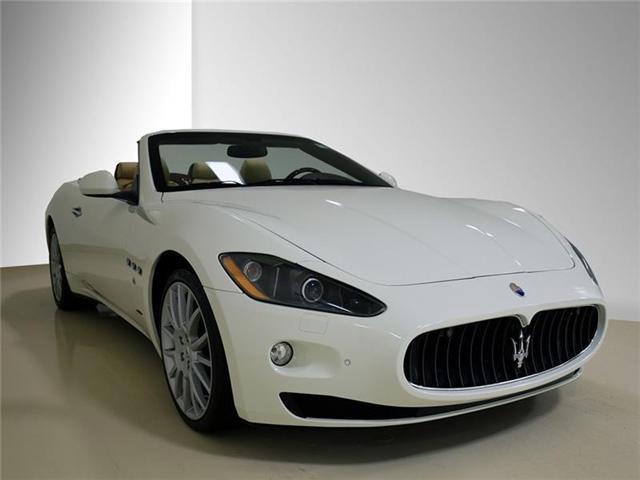 2011 Maserati GranTurismo Base (Stk: UC1412) in Calgary - Image 1 of 22