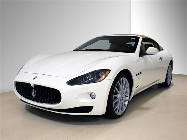 2011 Maserati GranTurismo Base (Stk: UC1412) in Calgary - Image 18 of 22
