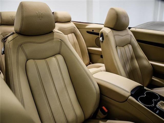 2011 Maserati GranTurismo Base (Stk: UC1412) in Calgary - Image 19 of 22