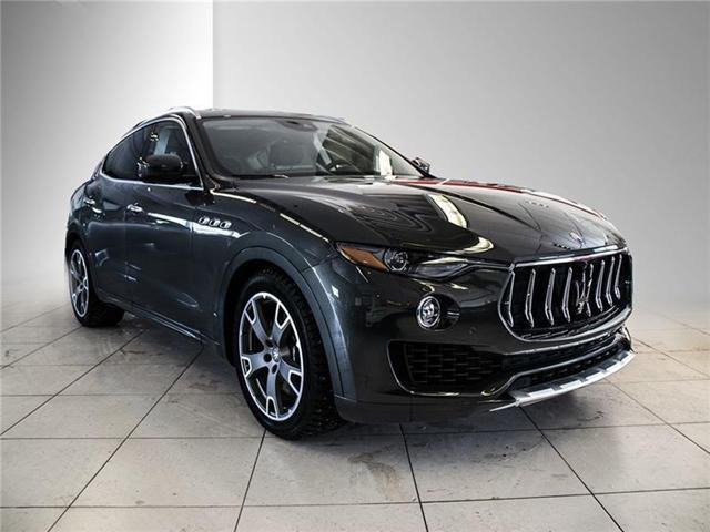 2017 Maserati Levante S (Stk: 811MC) in Calgary - Image 1 of 17