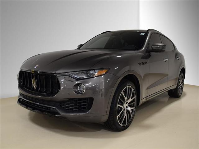 2017 Maserati Levante S (Stk: UC1369) in Calgary - Image 8 of 18