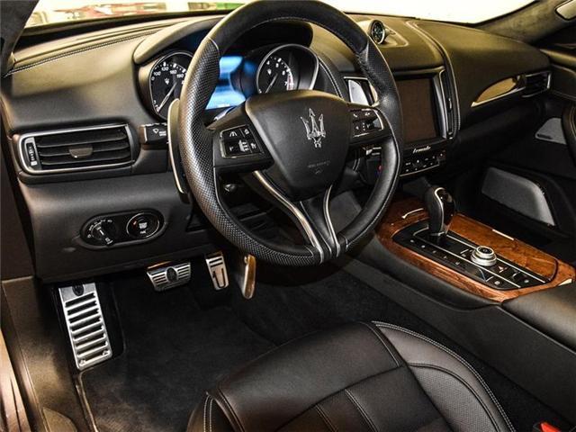 2017 Maserati Levante S (Stk: UC1369) in Calgary - Image 17 of 18