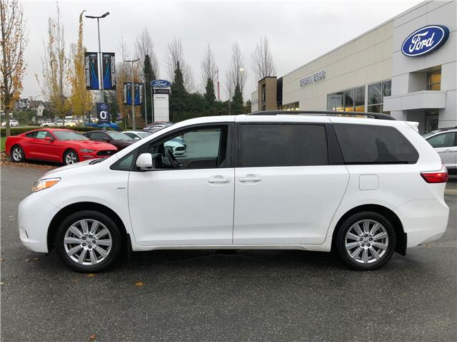 2017 Toyota Sienna LE 7 Passenger (Stk: 186374A) in Vancouver - Image 2 of 21