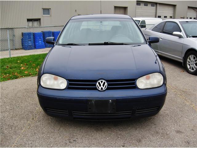 2004 Volkswagen Golf GLS TDI (Stk: 1308A) in Orangeville - Image 3 of 6