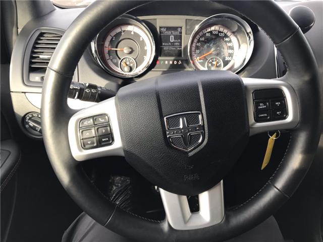2017 Dodge Grand Caravan GT (Stk: 21531) in Pembroke - Image 11 of 11