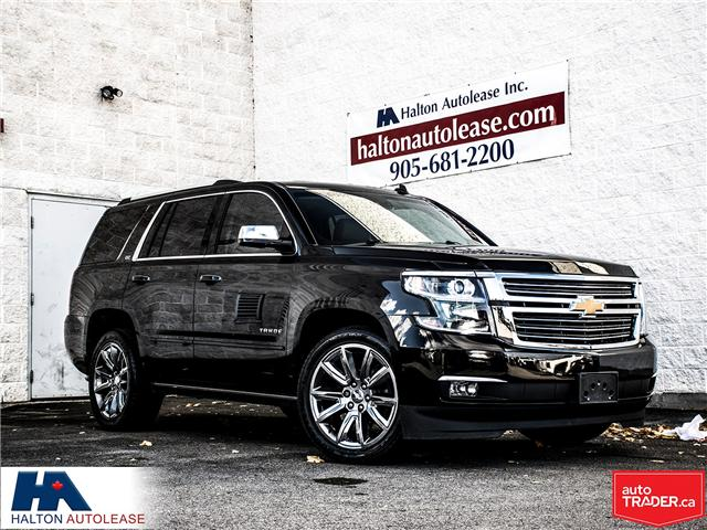 2015 Chevrolet Tahoe LTZ (Stk: 310203) in Burlington - Image 1 of 19