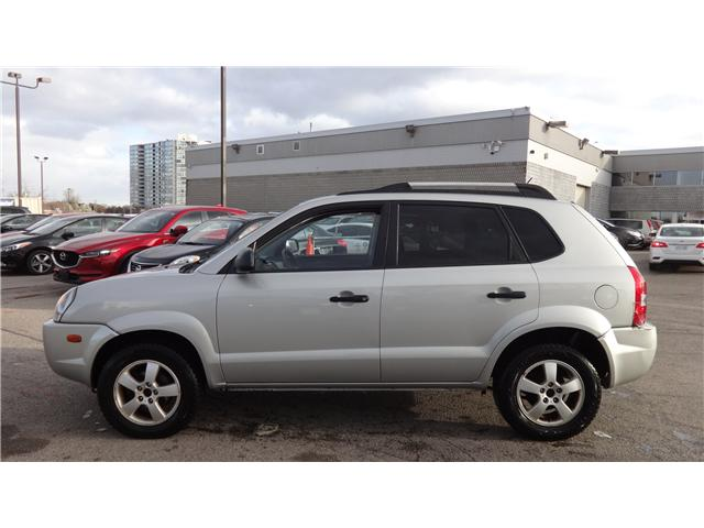 2008 Hyundai Tucson GL (Stk: JW188869A) in Scarborough - Image 2 of 12