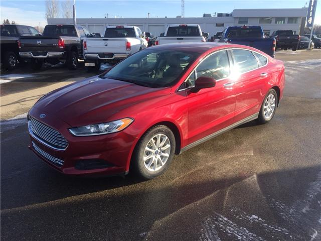 2015 Ford Fusion S (Stk: PW0271) in Devon - Image 1 of 13