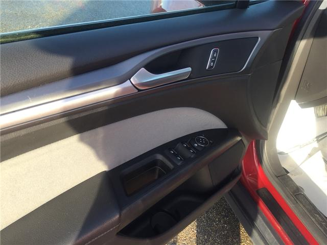 2015 Ford Fusion S (Stk: PW0271) in Devon - Image 9 of 13