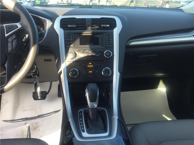2015 Ford Fusion S (Stk: PW0271) in Devon - Image 11 of 13