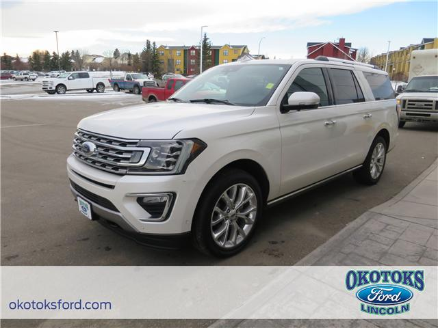 2018 Ford Expedition Max Limited (Stk: B83358) in Okotoks - Image 1 of 25