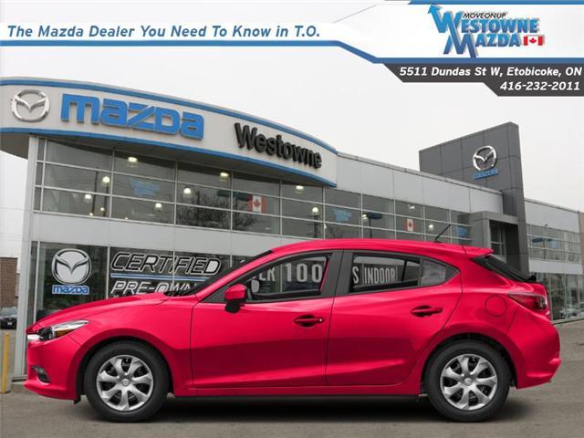 2018 Mazda Mazda3 GX (Stk: 15233) in Etobicoke - Image 1 of 1