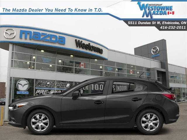 2018 Mazda Mazda3 GX (Stk: 15249) in Etobicoke - Image 1 of 1