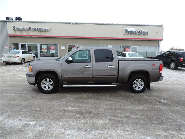 2012 GMC Sierra 1500 SLE (Stk: 182621) in Brandon - Image 1 of 9