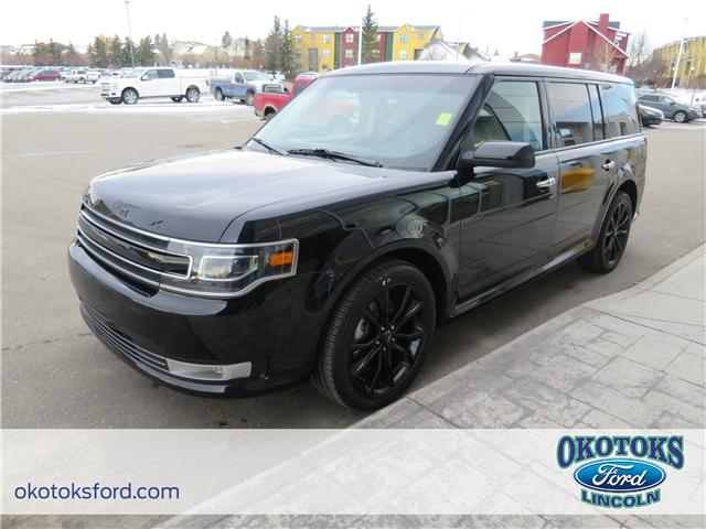 2018 Ford Flex Limited (Stk: B83367) in Okotoks - Image 1 of 26