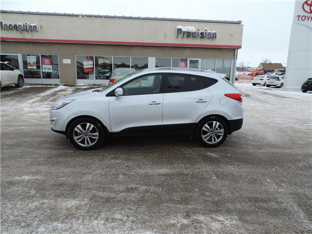2014 Hyundai Tucson Limited (Stk: 180691) in Brandon - Image 1 of 19