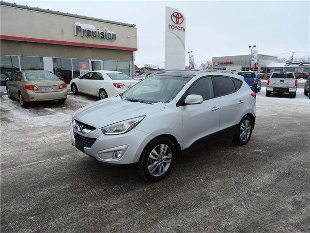 2014 Hyundai Tucson Limited (Stk: 180691) in Brandon - Image 2 of 19