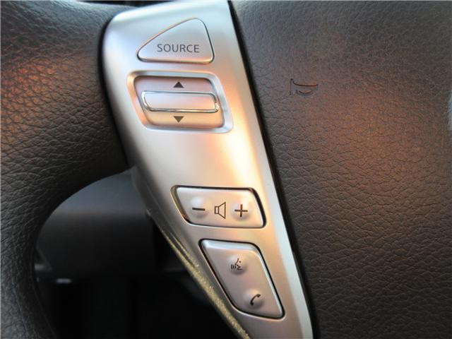 2018 Nissan Versa Note 1.6 S (Stk: 7951) in Okotoks - Image 10 of 19