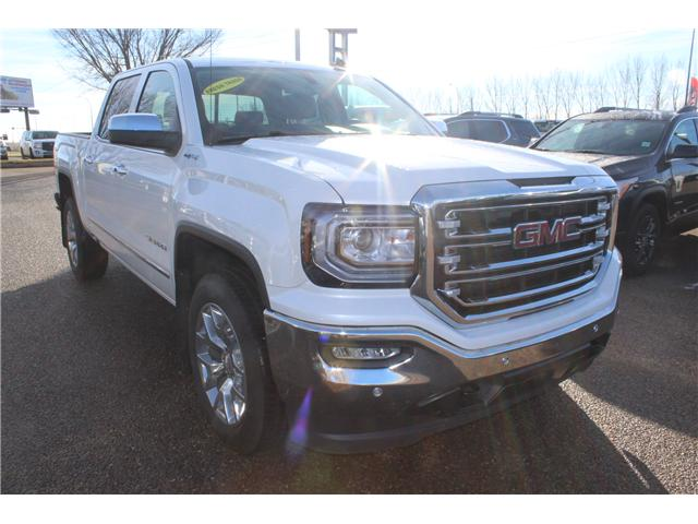 2017 GMC Sierra 1500 SLT (Stk: 153824) in Medicine Hat - Image 1 of 21