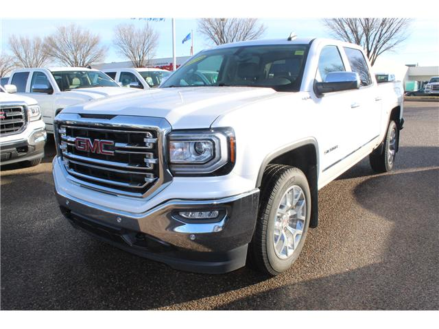 2017 GMC Sierra 1500 SLT (Stk: 153824) in Medicine Hat - Image 3 of 21